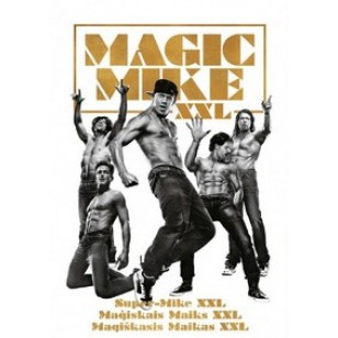 Super-Mike XXL / Magic Mike XXL [DVD]