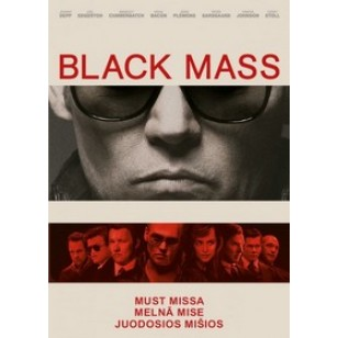 Must missa / Black Mass [DVD]
