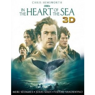 Mere südames | In the Heart of the Sea [2D+3D Blu-ray]