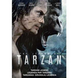 Tarzani legend / The Legend of Tarzan [DVD]