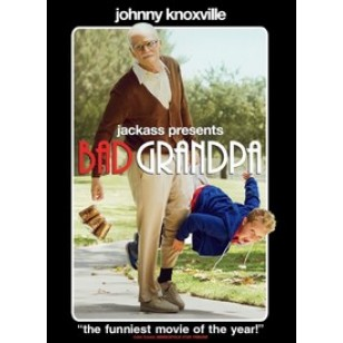 Vastik vanaisa / Jackass Presents: Bad Grandpa [DVD]
