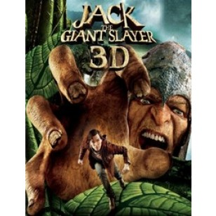 Hiiglasetapja Jack / Jack the Giant Slayer [3D Blu-ray]