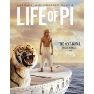 Pii elu / Life of Pi [Blu-ray]