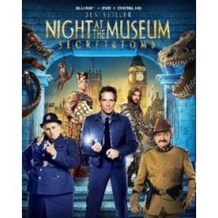 Öö muuseumis 3: Hauakambri saladus / Night at the Museum 3: Secret of the Tomb [Blu-ray]