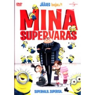 Mina, supervaras / Despicable Me [DVD]
