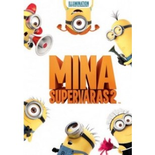 Mina, supervaras 2 / Despicable Me 2 [DVD]