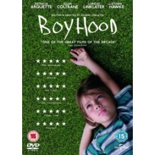 Poisipõli / Boyhood [DVD]