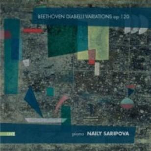 Diabelli Variations op. 120 [CD]