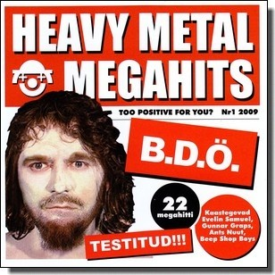Heavy Metal Megahits [CD]