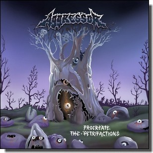 Procreate the Petrifactions [CD]