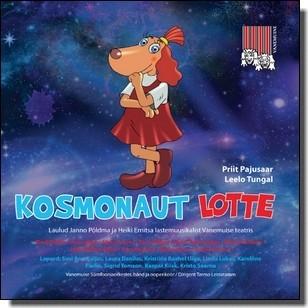 Kosmonaut Lotte [CD]