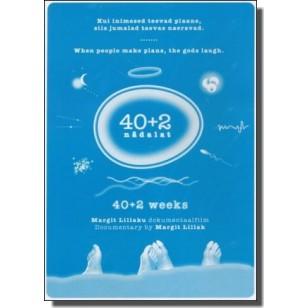 40+2 nädalat | 40+2 Weeks [DVD]