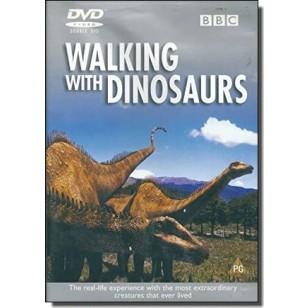 Walking with Dinosaurs / Dinosauruste radadel [DVD]