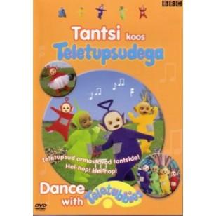 Tantsi koos Teletupsudega [DVD]