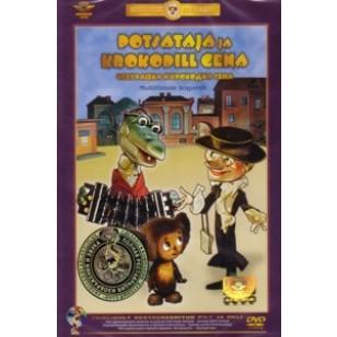 Potsataja ja krokodill Gena - Multifilmide kogumik [DVD]