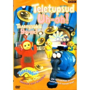 Teletupsud Uh-oh! [DVD]
