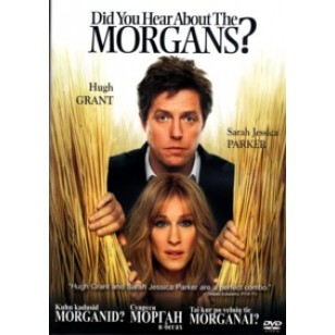 Kuhu kadusid Morganid? / Did You Hear About the Morgans? [DVD]