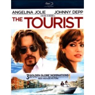 Turist / The Tourist [Blu-ray]