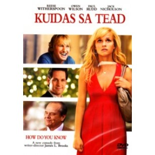 Kuidas sa tead / How Do You Know [DVD]