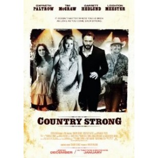 Tugev kantri / Country Strong [DVD]
