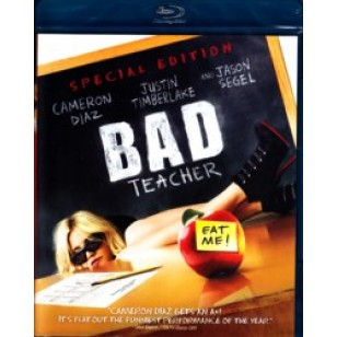 Halb õpetaja / Bad Teacher [Blu-ray]