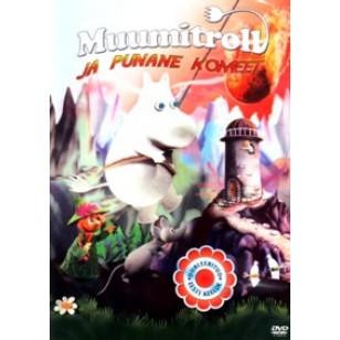 Muumitroll ja punane komeet [DVD]