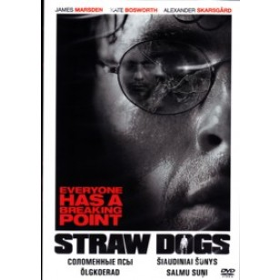 Õlgkoerad / Straw Dogs [DVD]