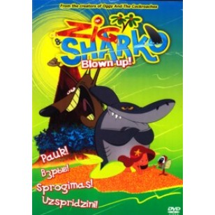Zig & Sharko: Blown up! [DVD]
