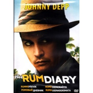 Rummipäevik / The Rum Diary [DVD]