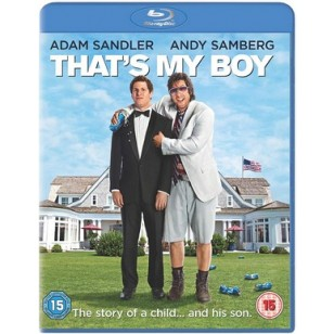Hull isa | That's My Boy [Blu-ray]