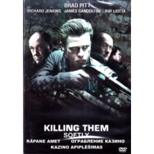 Räpane amet / Killing Them Softly [DVD]
