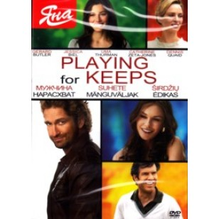Suhete mänguväljak / Playing for Keeps [DVD]