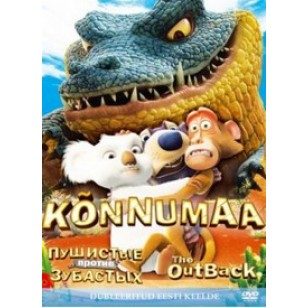 Kõnnumaa / The Outback [DVD]