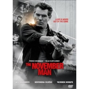 Novembrimees / The November Man [DVD]