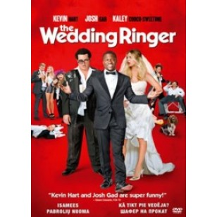 Isamees / The Wedding Ringer [DVD]