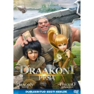 Draakoni pesa / Dragon Nest: Warrior's Down [DVD]
