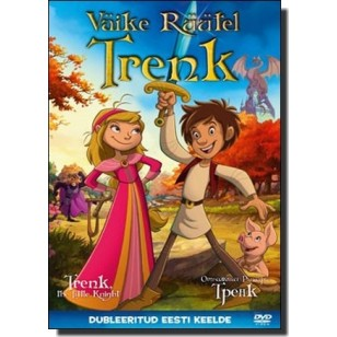 Väike rüütel Trenk | Trenk the Little Knight [DVD]