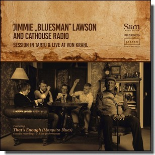 "Jimmie ""Bluesman"" Lawson & Cathouse Radio [LP]"