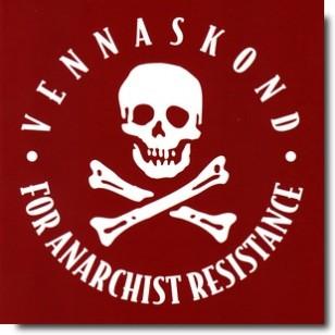 For Anarchists Resistance [Punane] [CD]