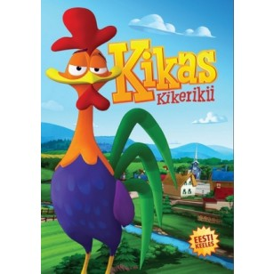 Kikas Kikerikii [DVD]