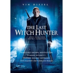 Viimane nõiakütt / The Last Witch Hunter [DVD]