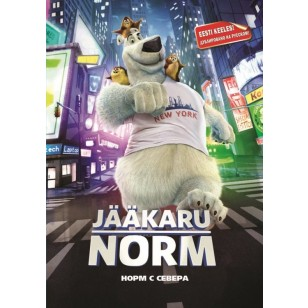 Jääkaru Norm / Norm of the North [DVD]