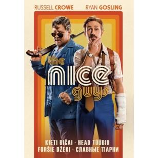 Head tüübid / The Nice Guys [DVD]