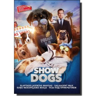 Salaagent Max | Show Dogs [DVD]