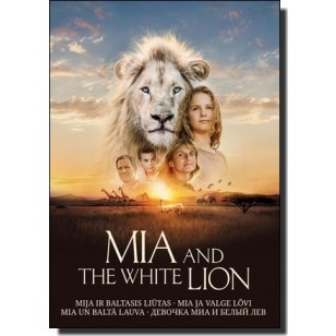 Mia ja valge lõvi | Mia and the White Lion [DVD]