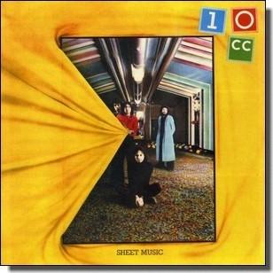 Sheet Music [CD]