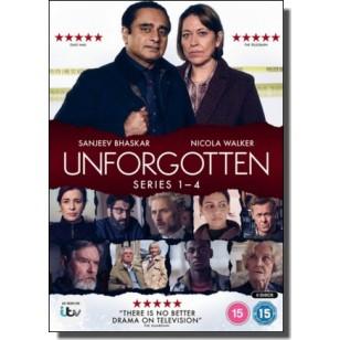 Unforgotten: Series 1-4 [8DVD]