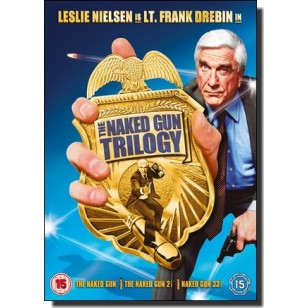 The Naked Gun Trilogy [3DVD]
