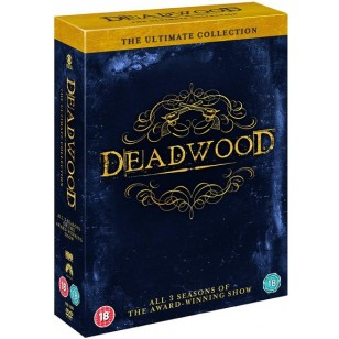Deadwood: The Ultimate Collection [12x DVD]