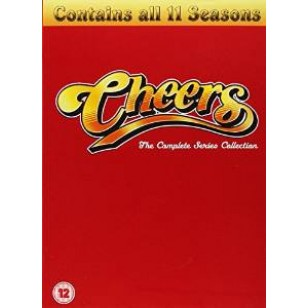 Cheers: The Complete Seasons 1-11 [43DVD]